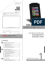 User Manual MK350Nplus En