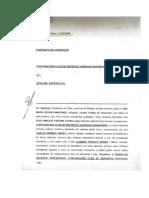 Contrato de Concesion Corporacion SW a Joya Del Pacifico