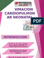 Reanimacion Cardiopulmonar Neonatal