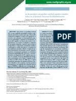 Evaluación neuromotora