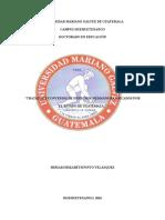 Monografía Tratados y Convenios