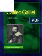 Galileo Galilei - First Phycisist