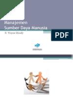 Manajemen Sumber Daya Manusia - Mondy
