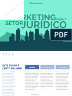 eBook - Marketing Para o Setor Jurídico