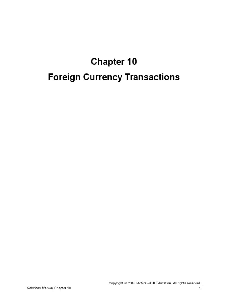 Modern advanced accounting 8e chapter 10 solution manual hedge modern advanced accounting 8e chapter 10 solution manual hedge finance historical cost fandeluxe Images