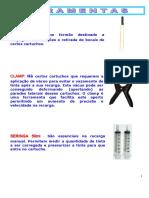 Recarga de Cartuchos de Impressoras