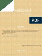 IDK2 - Kandidosis (Kandidiasis)