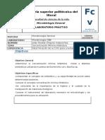 Informe Microbiologia CIM Chiquito
