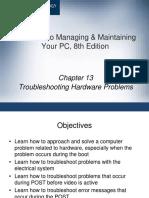 Chapter13 - TroubleshootingHardware