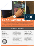 SCAA Campus Network