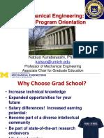 ME Grad Orientation PP Master
