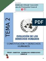 Módul0 2 - Evolución de Los Derechos Humanos