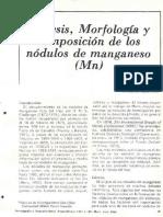Genesis, Morfologia y Composicion