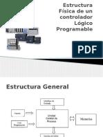 Estructura Física de Un Controlador Lógico Programable