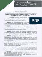 Anti-Smoking Ordinance IRR 2012