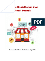 Kiat Jitu Bisnis Online Shop Untuk Pemula