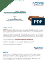 Nccas Post Multi Hole Loops