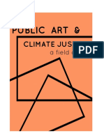 Climate Justice & Public Art