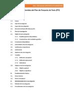 Tabla de Contenidos Del Plan de Proyecto-PTI-V2.0