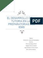 El Desarrollo de La Tutoria en Las Preparatorias Del Iems (1)