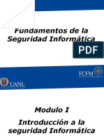 FINAL - Tema 1 Introduccion a La Seguridad Informatica