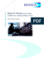 Rules of Thumb (3rd Edition)