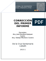 Lisbet -Informe Construc