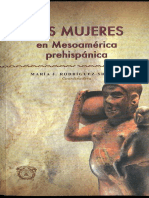 Las Mujeres en Mesoamerica Prehispanica