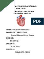 Inervación Del Corazón