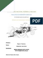 Sistema Transmision Hidraulica