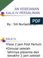 KUL 9. KALA IV