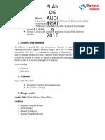 Plande Auditoría Homecare-s.a. v2. Bautista,Vega,Corrales,Cornavaca,Zelaya