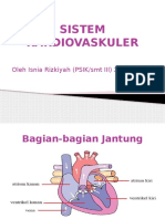 Anatomi Dan Fisiologi Kardiovaskuler