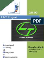 COMPANY PROFILE 2010@ LARSEN AND TOUBRO
