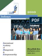 COMPANY PROFILE 2010@ infosys