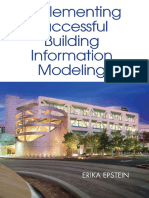 Implementing Successful Building Information Modeling