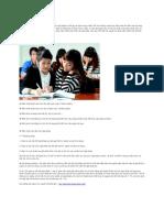 Cách học ngữ pháp tiếng Hàn