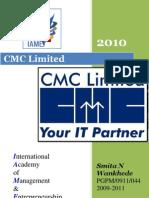company profile @ cmc limited