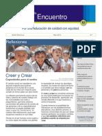 Boletin Encuentro Fundacion Promigas N1