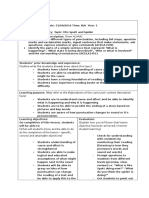 lesson plan - small group ps