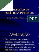 Curso Aula 3 Avaliacao de Politicas Publicas