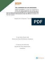 PNL Regularizacioìn Fiscal de 2012_pleno de La Torre Def