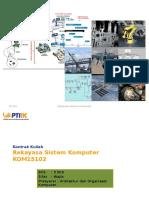 Kontrak Kuliah Rekayasa Sistem Komputer