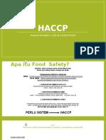 HACCP presentasi