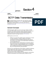 04 SCTP for Beginners SCTP Data Transmission