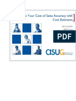How to Set Up Cost Estimates
