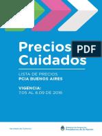 Precios Cuidados - Buenos Aires