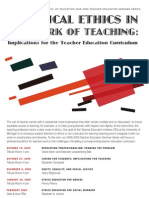 2008 09 TEI Lecture Series Poster