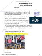 Westside Barbell Program_ Sample Template