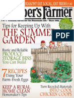 Capper's Farmer - Summer 2015